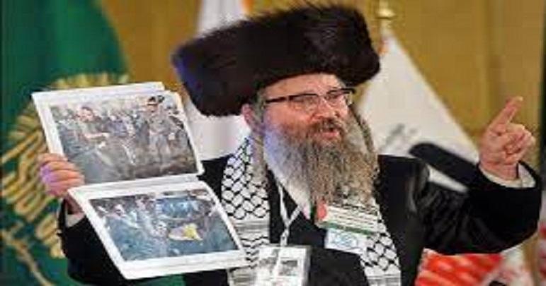 اسرائیل کے خاتمے سے ہی فلسطین میں امن ممکن ہے: یہودی ربی کا بڑا بیان
