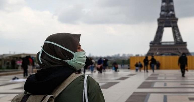 فرانس میں مسلمان خواتین کا حجاب کی حمایت میں آن لائن احتجاج کا اعلان