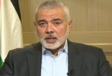 فلسطینیوں پر وحشیانہ تشدد، نیتن یاھو آگ سے کھیل رہا ہے: ھنیہ