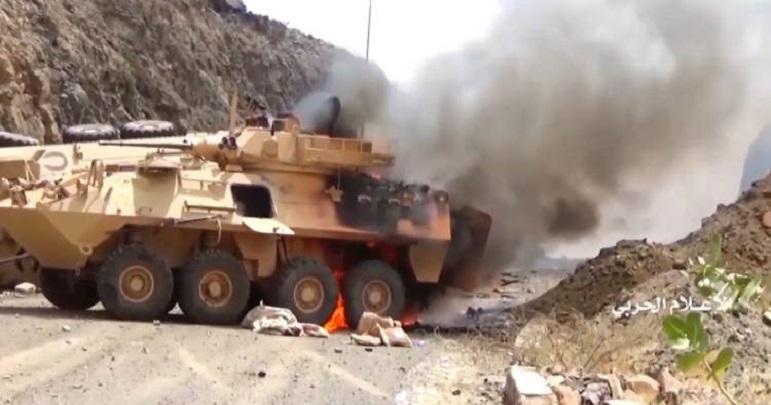 مآرب میں منصورہادی کے عناصر کو شکست 120 ہلاک و زخمی
