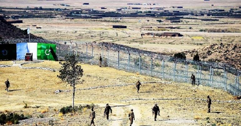 پاک افغان سرحد پر دہشتگرد حملہ، ایف سی کے 4 جوان شہید
