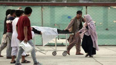 کابل، سید الشہدا گرلز اسکول کے سامنے دھماکہ، 30 شہید 75 زخمی