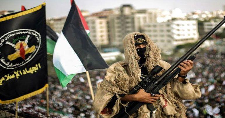 اسلامی جہاد کا اپنے تین شہید کمانڈروں کی شہادت کا بدلہ لینے کا اعلان