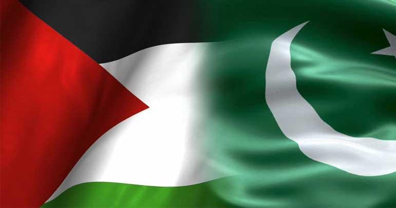 فلسطینی مسلمانوں کا ملت پاکستان کے نام اہم پیغام سامنے آگیا