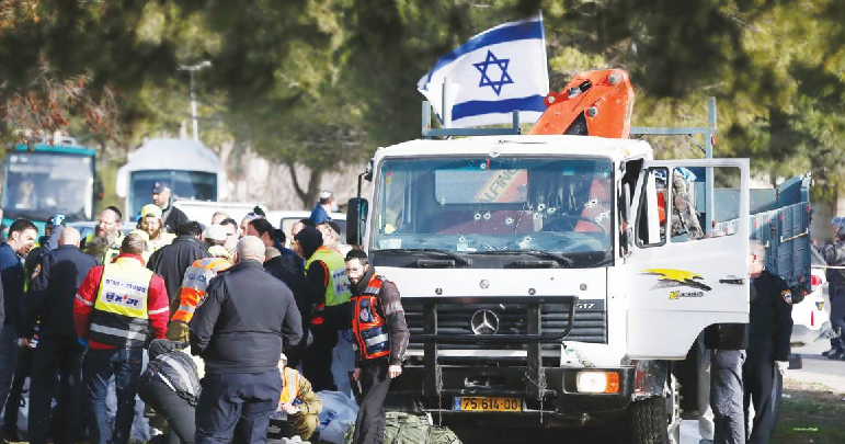فلسطینی مجاہدین کا تازہ حملہ، مزید دو اسرائیلی فوجی ہلاک