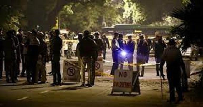 اسرائیلی سفارتخانے پر حملے کے الزام میں 4 کشمیری طالبعلم گرفتار