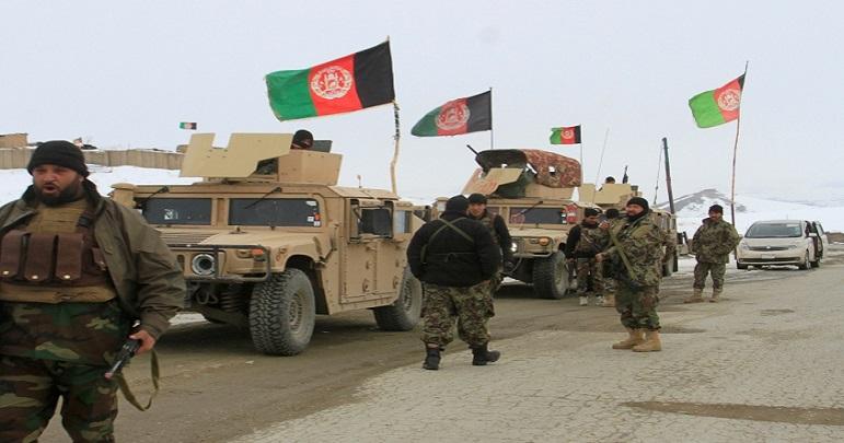 افغانستان میں جھڑپیں