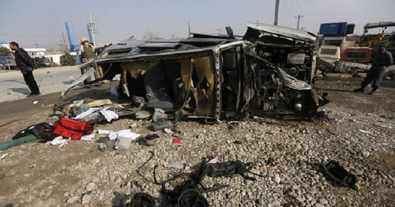 افغانستان میں دھماکہ، خواتین و بچے سمیت 11 افراد ہلاک