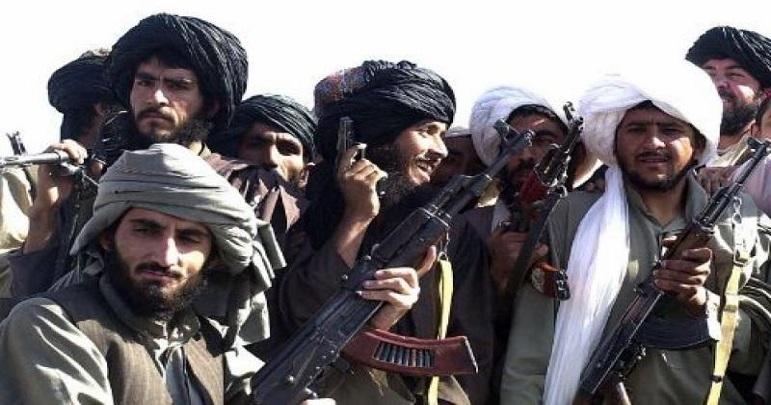 افغانستان کے شہر شیرین تگاب پر طالبان کا قبضہ