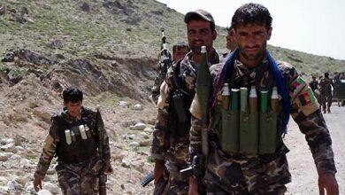 افغان سیکورٹی فورسز اور طالبان میں جھڑپ 152 طالبان ہلاک