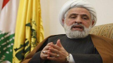امام خمینی ( رح ) کے انقلاب سے خطے کے حالات بدل گئے: شیخ نعیم قاسم