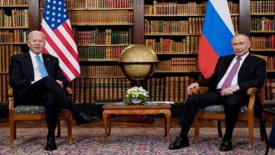 جنیوا میں امریکی اور روسی صدور کی اہم ملاقات