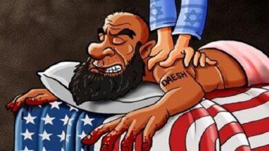 داعش کی بقا کے لئے امریکی منصوبے کا انکشاف