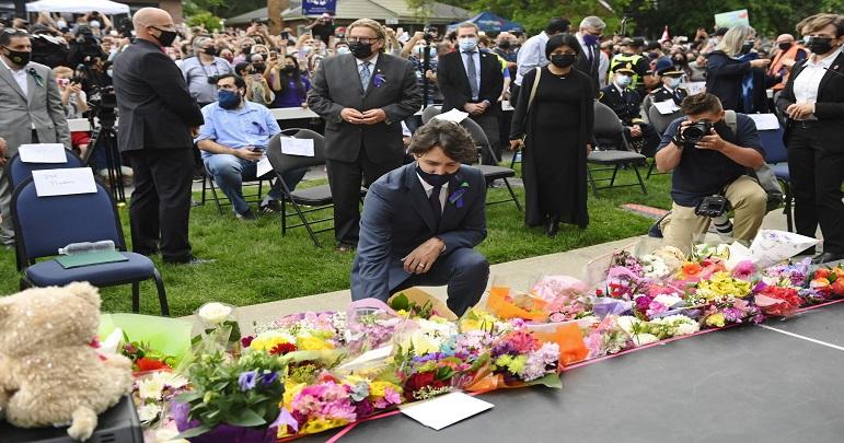 دہشت گرد حملے میں پاکستانی خاندان کی شہادت، کینیڈین وزیراعظم کا بڑا اعلان