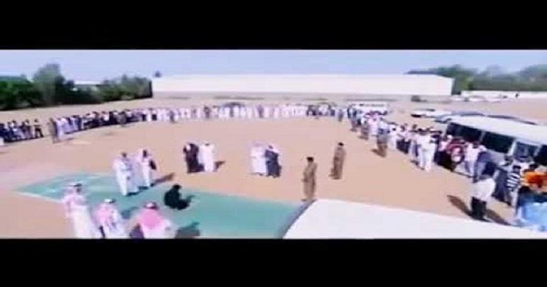 سعودی عرب: سیکیورٹی اہلکار کے قتل میں ملوث داعشی کا سر قلم