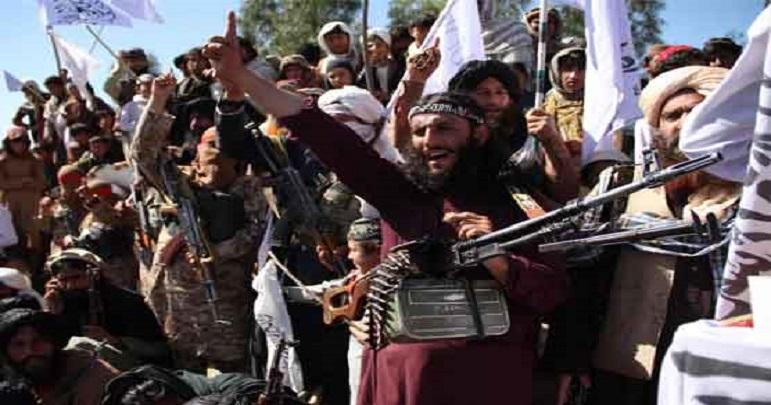 طالبان کی کابل کی سمت پیشقدمی جاری