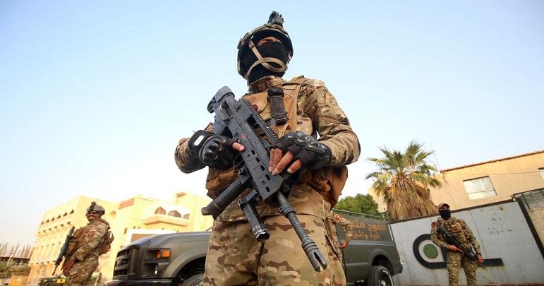 عراقی سیکورٹی فورسز نے بغداد کو بڑی تباہی سے بچالیا