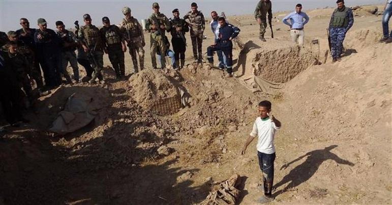 عراق میں مظالم صدام کی یاد تازہ ایک اور اجتماعی قبر کا انکشاف