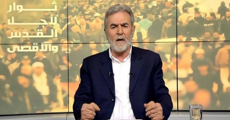 فلسطینی تحریک جہاد اسلامی کے سکریٹری جنرل زیاد نخالہ