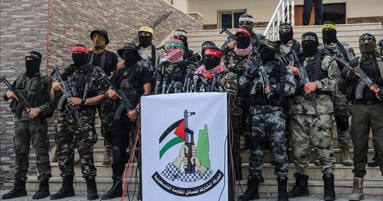 فلسطین کے مزاحمتی محاذ کا اسرائیل کو سخت انتباہ