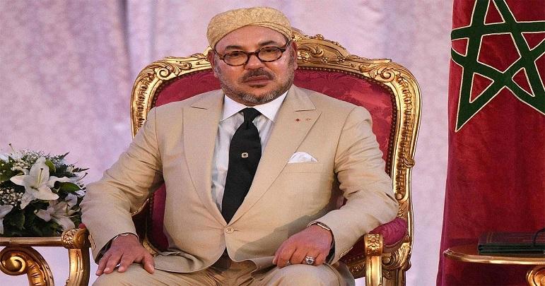 قبل اول کے سوداگر مراکشی بادشاہ کا اسرائیلی وزیراعظم کو مبارک باد
