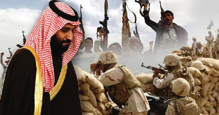 یمنی تباہ شدہ شہروں کی تعمیر نو کے لئے سعودی عرب اربوں ڈالر دینے کے لئے تیار