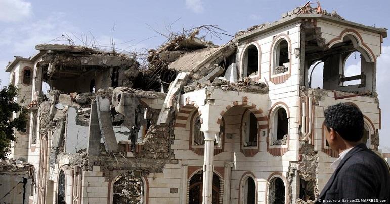 یمن میں بمباری روکنے کا سعودی دعوا کھوکلا ثابت ہوا