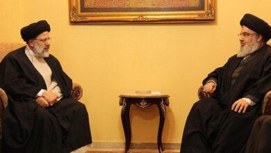 حزب اللہ آپ کو اپنا پشت پناہ سمجھتی ہے، سید حسن نصراللہ کا آیت اللہ رئیسی کو پیغام
