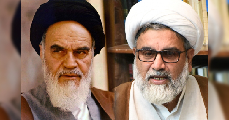 امام خمینی فلسطین و کشمیر سمیت دنیا بھر کے مظلوموںکے سخت ترین حامی رہے