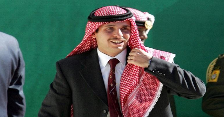 اردن کے سابق ولیعہد کے دو قریبی ساتھیوں کو پندرہ سال قید کی سزا