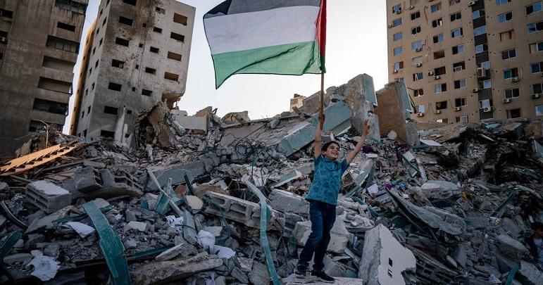 اسرائیلی جنگ سے تباہ حال غزہ کی تعمیرنو پرساڑھے 48 کروڑڈالرلاگت آئے گی