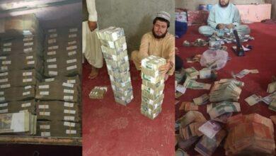 افغان فورسز سے چھینی گئی پوسٹوں سے طالبان کو 3 ارب پاکستانی روپے مل گئے