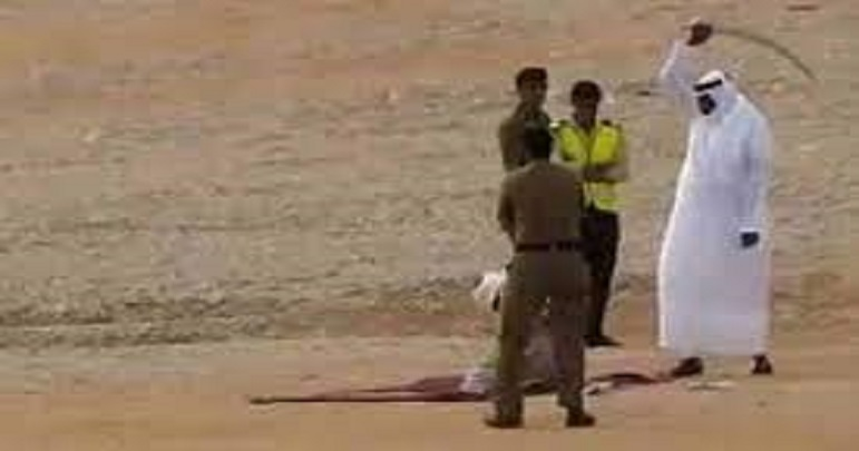 آل سعود کے مظالم جاری سعودی عرب میں 31 افراد کو سزائے موت