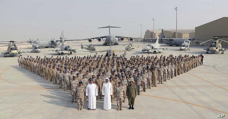 ایرانی حملوں کا خوف، قطر میں امریکا کے تین اڈے بند، سامان اردن منتقل