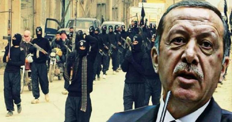 ترکی نے شام میں موجود 2 ہزار دہشتگردوں کو افغانستان بھیجنے کی درخواست کردی
