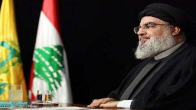 """سید حسن نصر اللہ """" فلسطین کامیاب ہے"""" کی قومی کانفرنس سے خطاب کریں گے"""