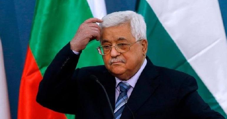محمود عباس کی اسرائیل نوازی، صیہونی صدر کو مبارکباد دی