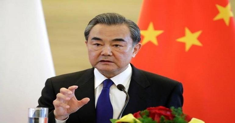 چینی وزارت خارجہ وانگ وینبن