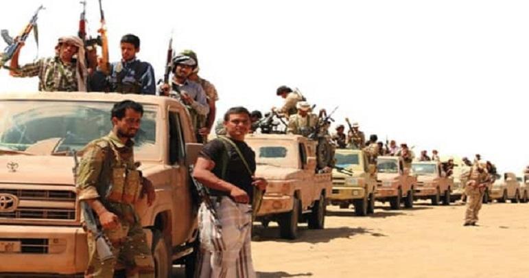 یمن، صوبہ البیضاء میں یمنی فورسز کی پیشقدمی