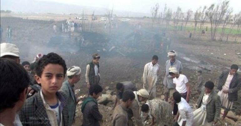 یمن پر سعودی اتحاد کی وحشیانہ کاروائی، 92 یمنی شہید و زخمی