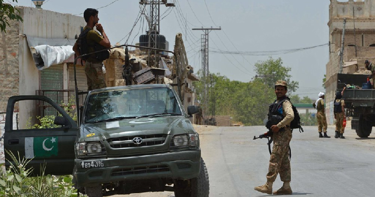 جنوبی وزیرستان، دہشتگردوں سے مقابلےمیں پاک فوج کاسپاہی شہید