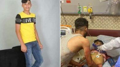 اسرائیلی فوج کی ریاستی دہشت گردی میں فلسطینی بچہ شہید