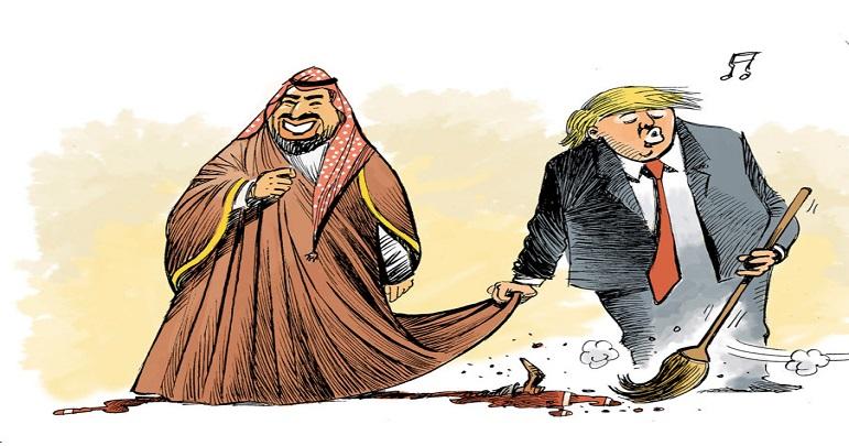امریکہ اور سعودی عرب یمنی عوام کے قاتل ہیں