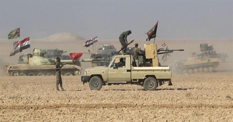 عراق، رضاکار فورس پر حملہ، 2 شہید، 7 زخمی