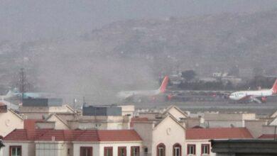 کابل ایئرپورٹ دھماکے میں 103 افراد ہلاک