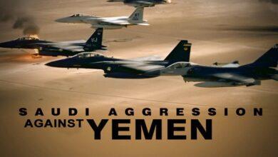 یمن پر سعودی جارحیت کا سلسلہ جاری، 153 مرتبہ جنگ بندی کی خلاف ورزی