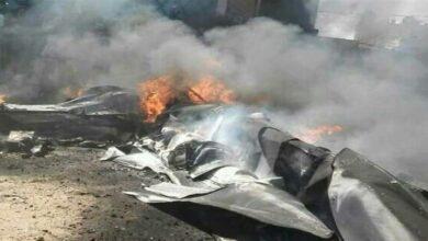 انصاراللہ نے سعودی اتحاد کا ڈرون تباہ کردیا