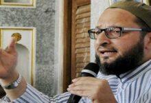 بھارتی پارلیمنٹ کے رکن اسد الدین اویسی کے گھر پر ہندو دہشت گردوں کا حملہ