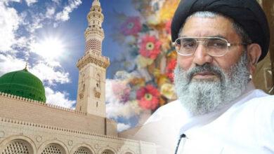 علامہ ساجد نقوی کا 12تا17 ربیع الاول ہفتہ وحدت منانے کا اعلان