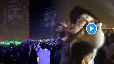 استغفراللہ، سعودی عرب میں فحش کنسرٹ، ویڈیوز وائرل